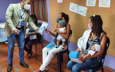 Prevención y apoyo a los adolescentes y madres jóvenes de la A. C. Niña Madre