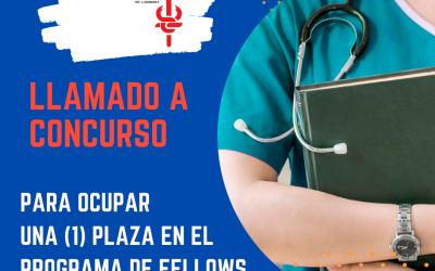 Llamado a concurso para ocupar una plaza en el Programa de Fellows en Mastología