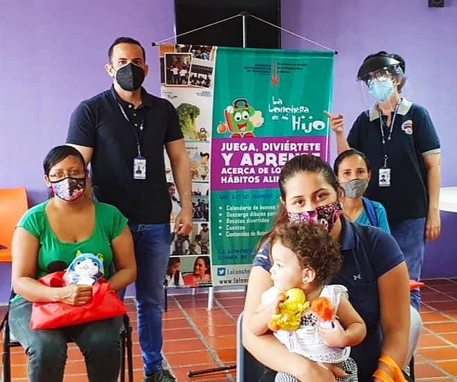 Prevención y solidaridad en la A. C. Niña Madre