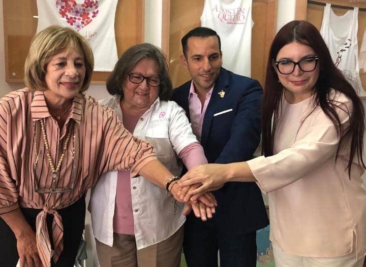 Alianza Nacional de la Lucha contra el Cáncer de Mama defiende el derecho a la salud de todas las venezolanas