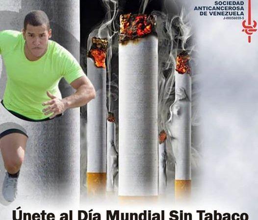 Campaña digital antitabaco inicio la Sociedad Anticancerosa de Venezuela