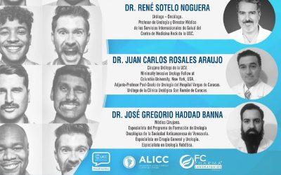 Webinar sobre cáncer de próstata y testículo organiza la Sociedad Anticancerosa de Venezuela