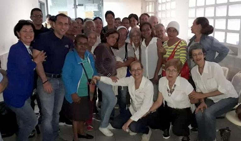 Pacientes oncológicos recibieron apoyo de Aconvida y la Sociedad Anticancerosa
